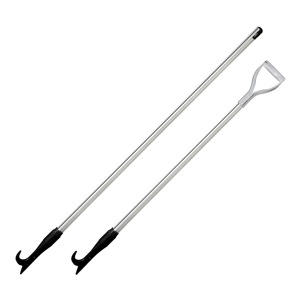 6' Pike Pole, Super Duty Classic I-Beam, D-grip