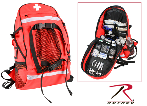 Rothco EMS Trauma Backpack